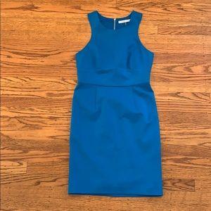 Trina Turk Racerback Sheath Dress